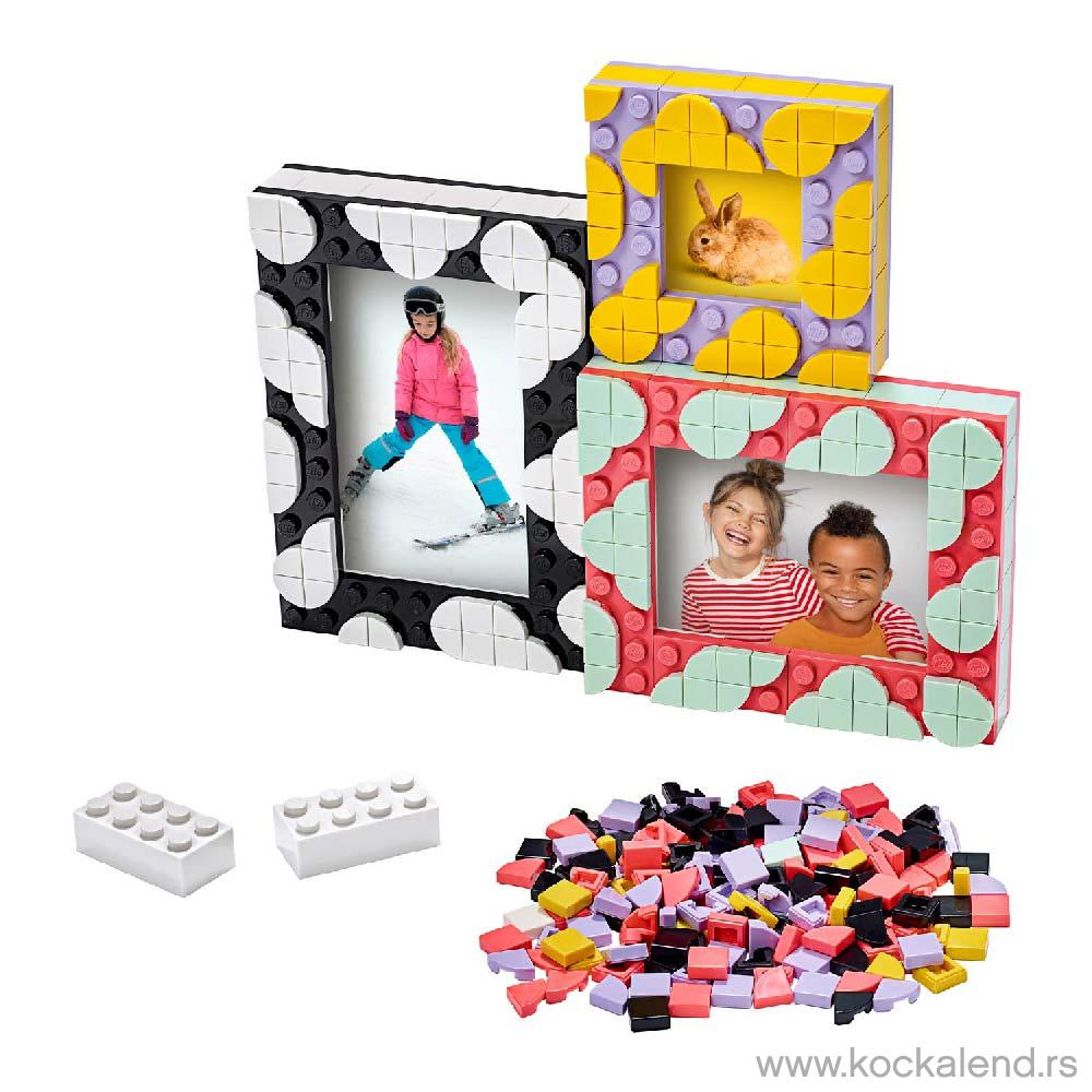 LEGO DOTS CREATIVE PICTURE FRAMES
