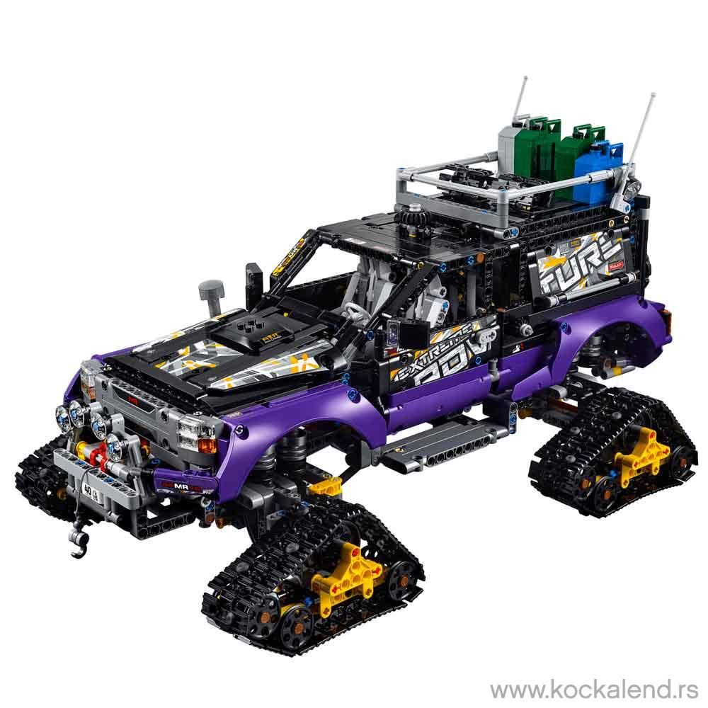 LEGO TECHNIC EXTREME ADVENTURE