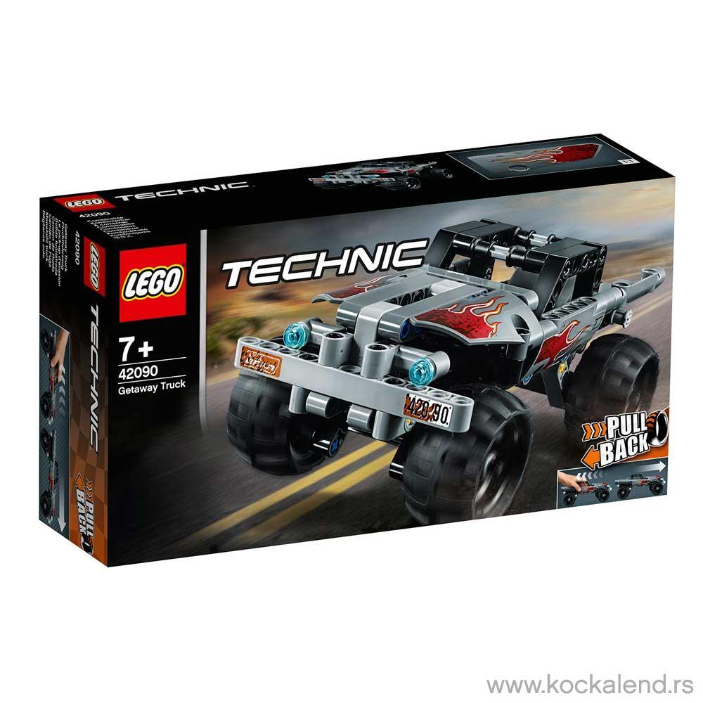 LEGO TECHNIC GETAWAY TRUCK