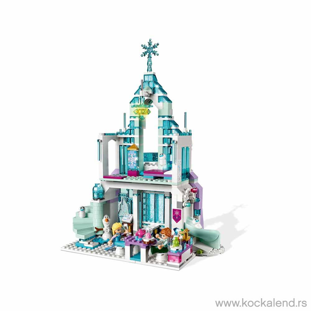 LEGO DISNEY ELZIN ZALEDJENI DVORAC