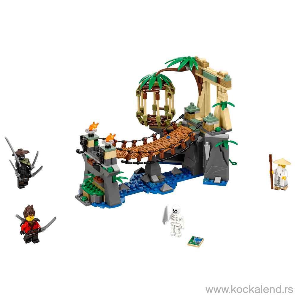 LEGO NINJAGO MOVIE MASTER FALLS