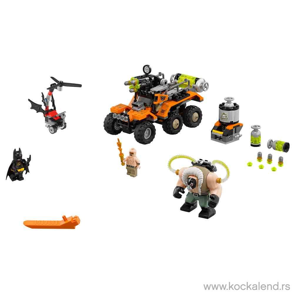 LEGO BATMAN MOVIE VILLAIN TRUCK ATTACK VEHICLE 7