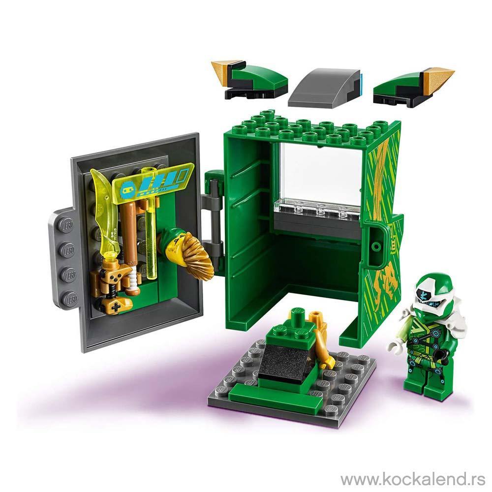 LEGO NINJAGO LLOYD AVATAR - ARCADE POD