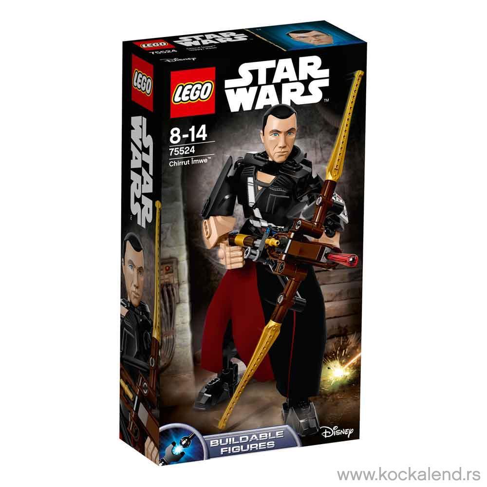 LEGO STAR WARS CHIRRUT IMWE