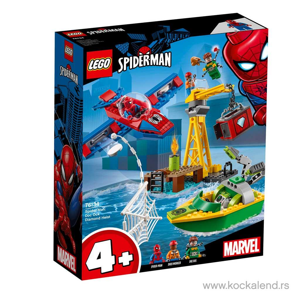 LEGO SUPER HEROES SPIDER-MAN: DOC OCK DIAMOND