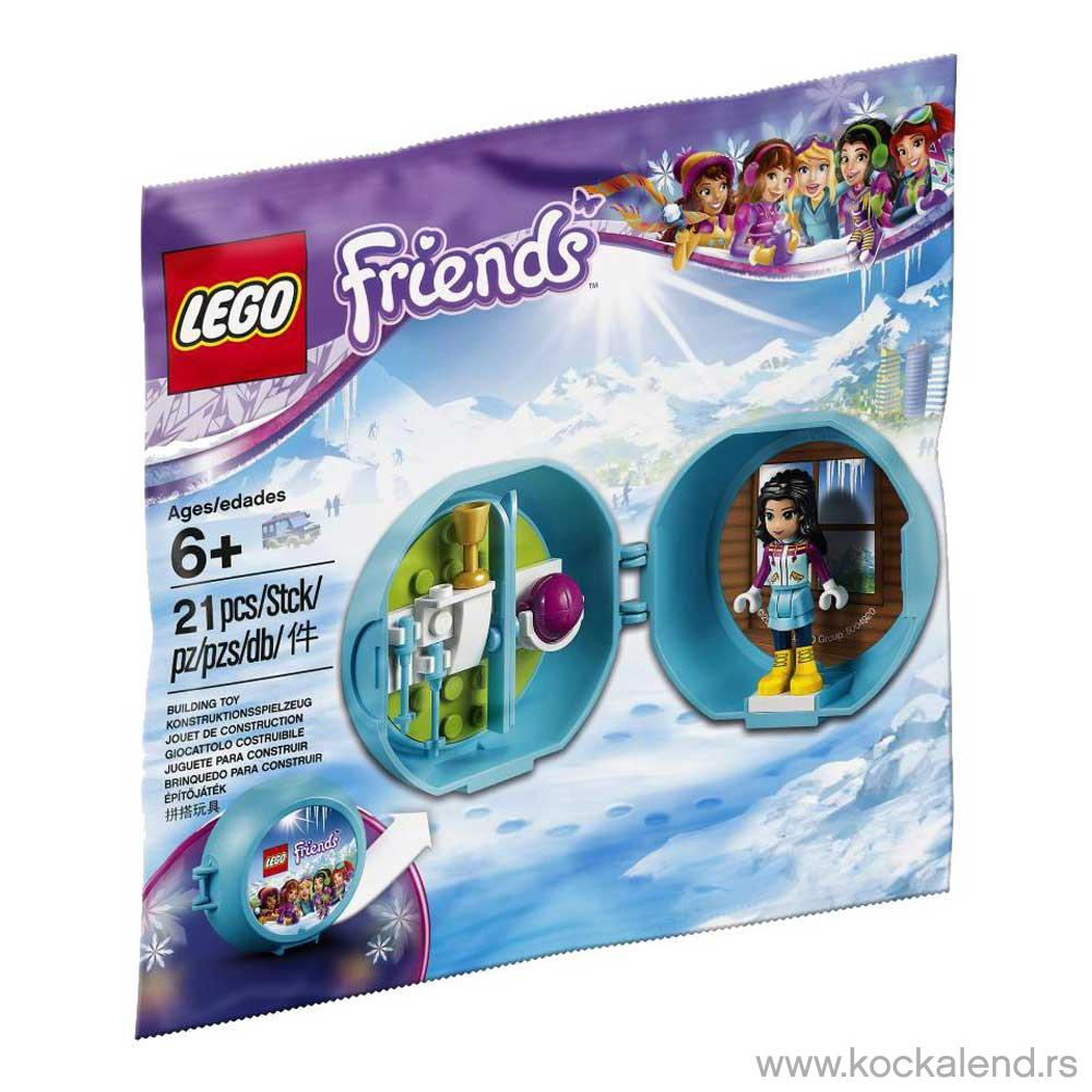 LEGO PAKETIC ZA DEVOJCICE