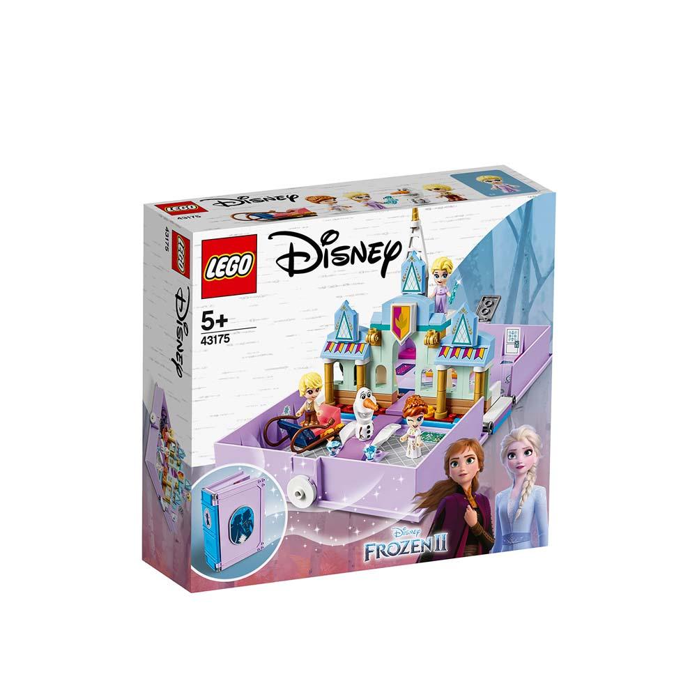 LEGO DISNEY PRINCESS ANNA AND ELSAS STORYBOOK ADVENTURES
