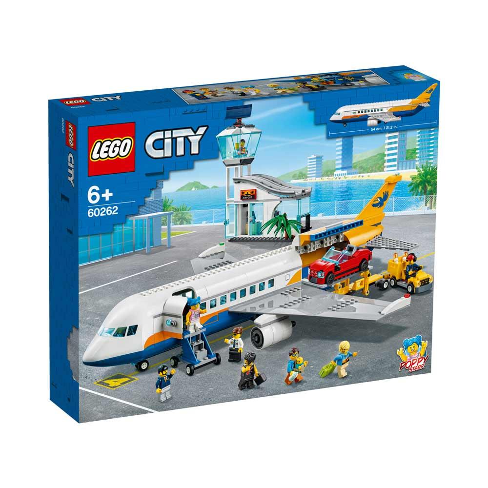 LEGO CITY PASSENGER AIRPLANE
