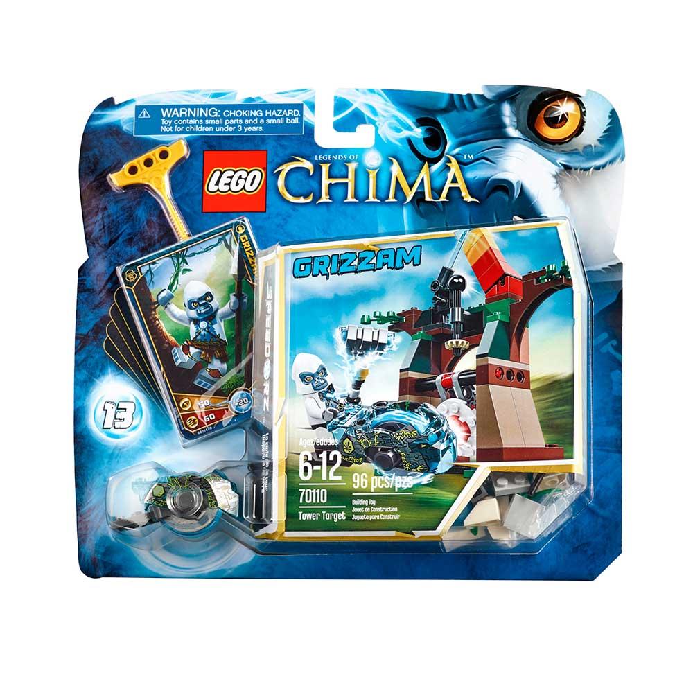 LEGO CHIMA Tower Target V29