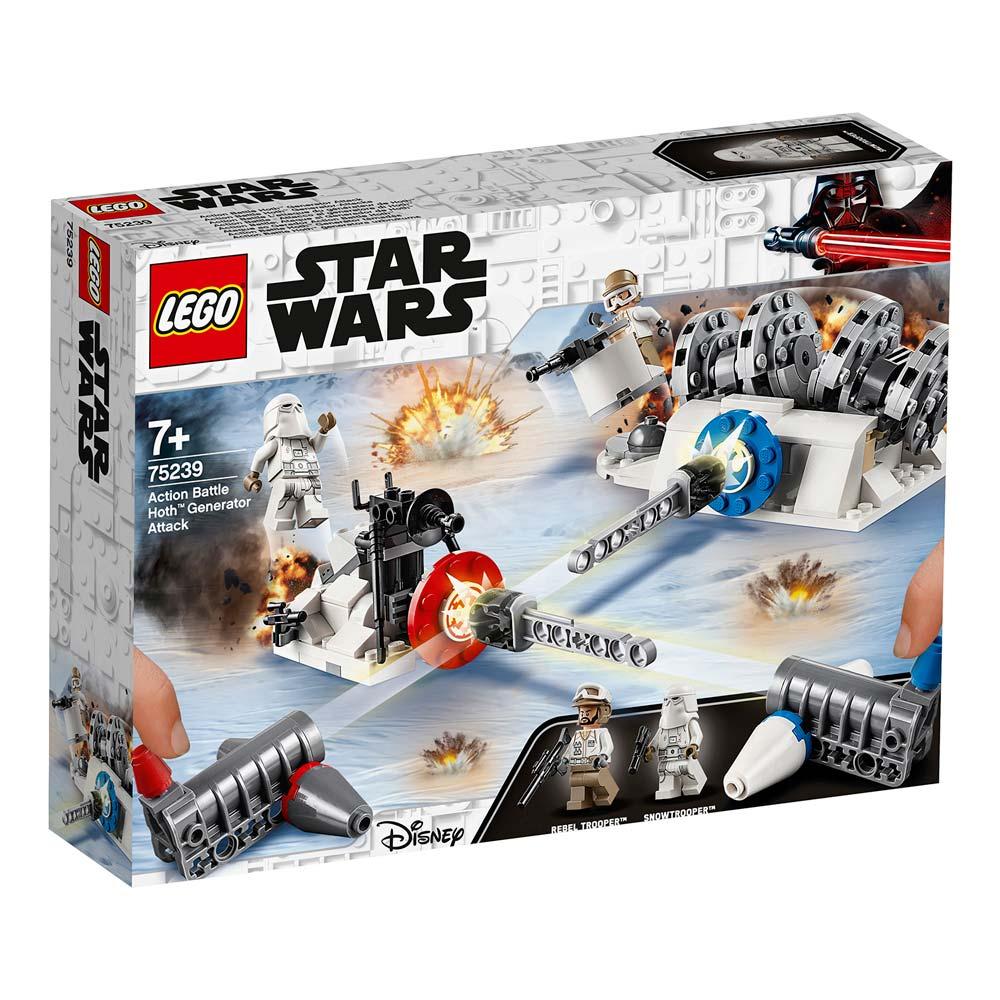 LEGO STAR WARS ACTION BATTLE HOTH GENERATOR
