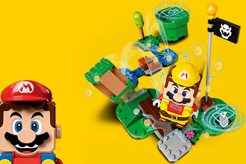 LEGO® Super Mario™ - Spoj analogne i digitalne igre