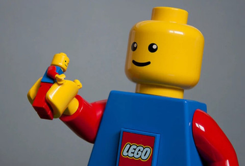 LEGO Zanimljive činjenice