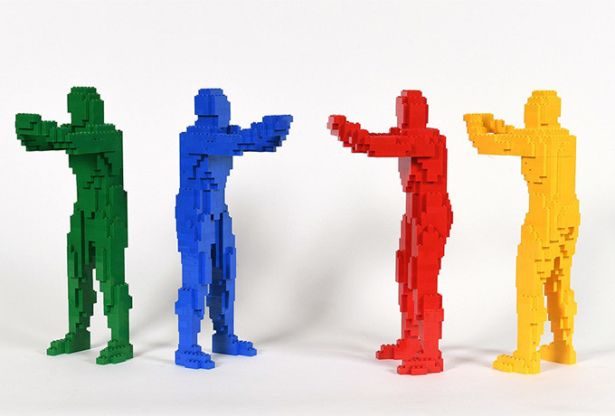 Nathan Sawaya umetnik koji pravi skulpture od LEGO kocki