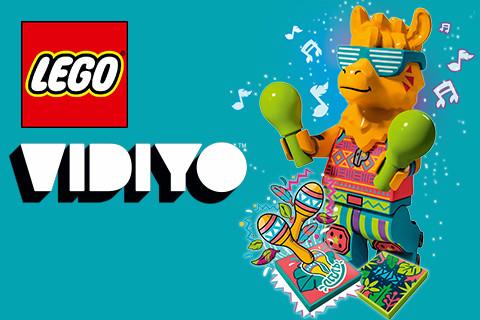 LEGO® VIDIYO™ - NOVO!