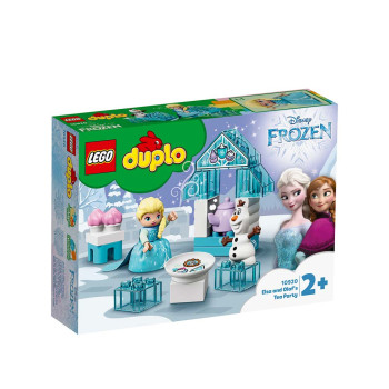 LEGO DUPLO PRINCESS ELSA AND OLAFS TEA PARTY