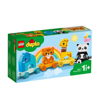 LEGO DUPLO MY FIRST ANIMAL TRAIN