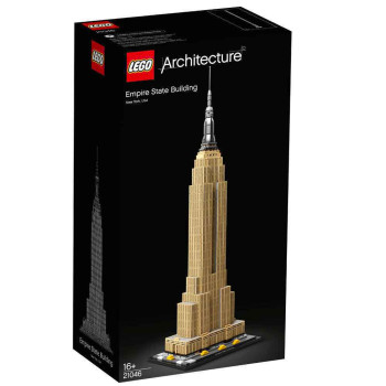 LEGO ARCHITECTURE EMPIRE STATE BUILDING