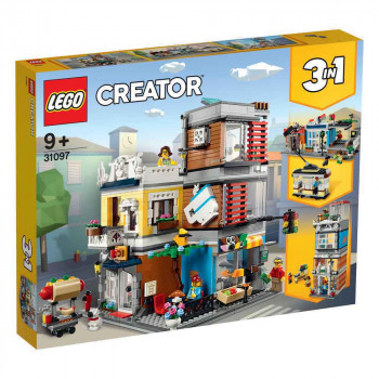 LEGO CREATOR TOWNHOUSE PET SHOP   CAF