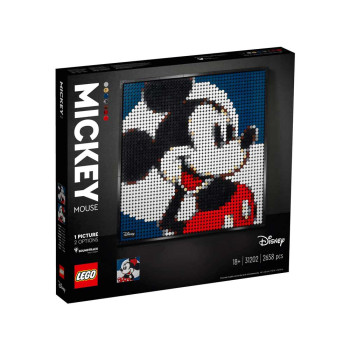 LEGO ART DISNEYS MICKEY MOUSE