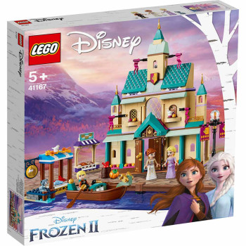 LEGO  DISNEY PRINCESS ARENDELLE CASTLE VILLAGE
