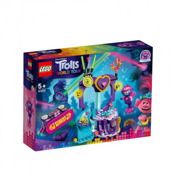 LEGO TROLLS TECHNO REEF DANCE PARTY