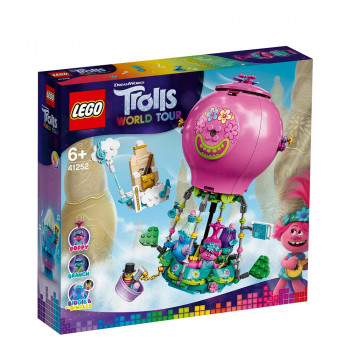 LEGO TROLLS POPPYS HOT AIR BALLOON ADVENTURES
