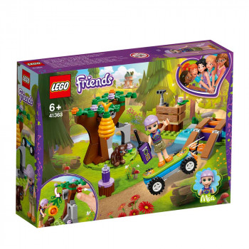 LEGO FRIENDS MIA S FOREST ADVENTURE