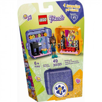 LEGO FRIENDS ANDREA S PLAY CUBE
