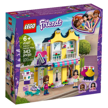 LEGO FRIENDS EMMAS FASHION SHOP