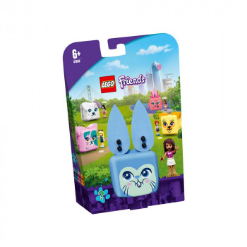 LEGO FRIENDS ANDREAS BUNNY CUBE