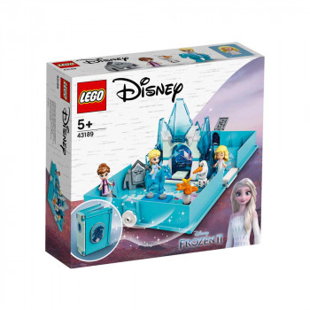 LEGO DISNEY PRINCESS ELSA AND THE NOKK STORYBOOK ADVENTURES