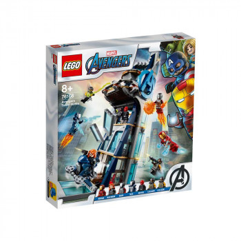 LEGO SUPER HEROES AVENGERS TOWER BATTLE