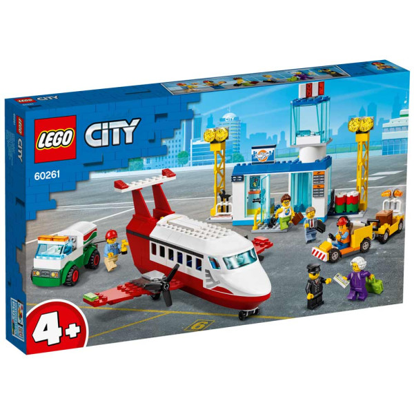 LEGO CITY CENTRAL AIRPORT