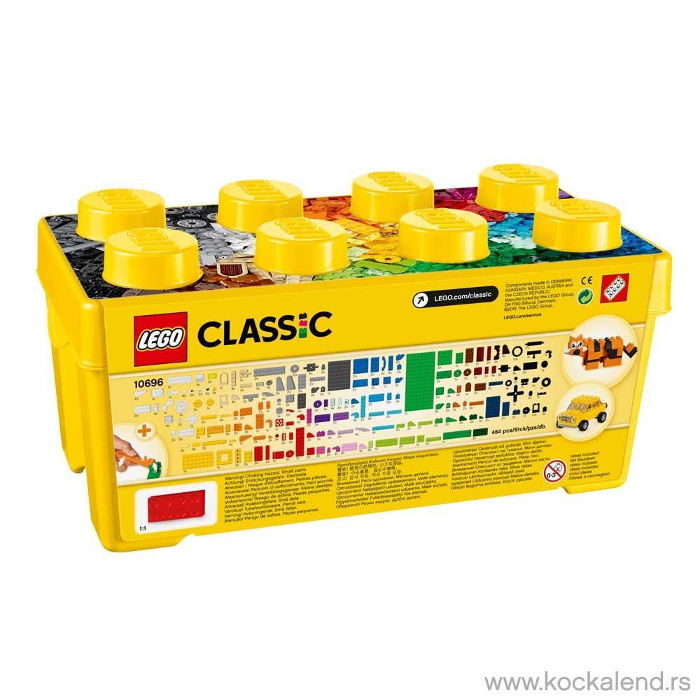 LEGO CLASSIC CREATIVE MEDIUM CREATIVE BRICK