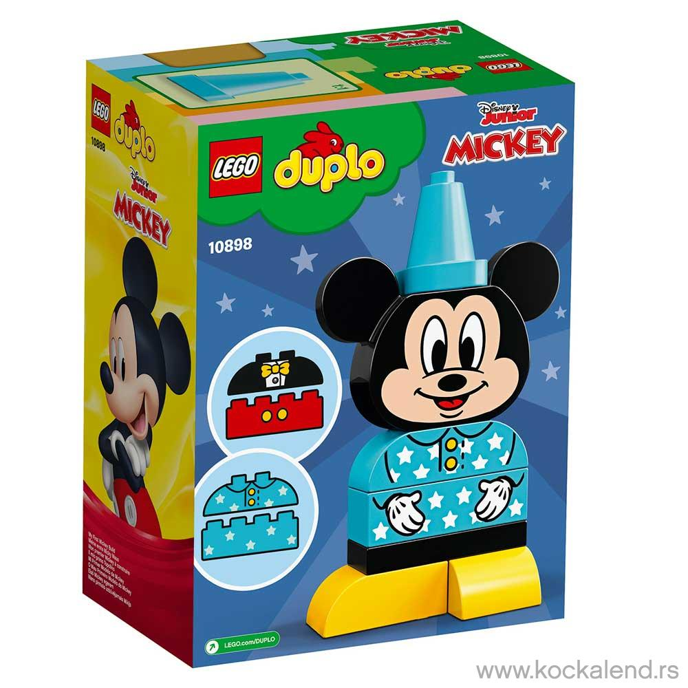 LEGO DUPLO MY FIRST MICKEY BUILD