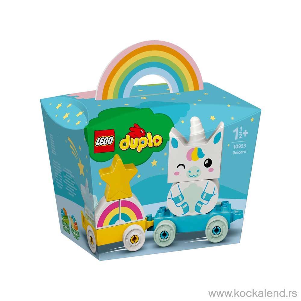 LEGO DUPLO MY FIRST UNICORN