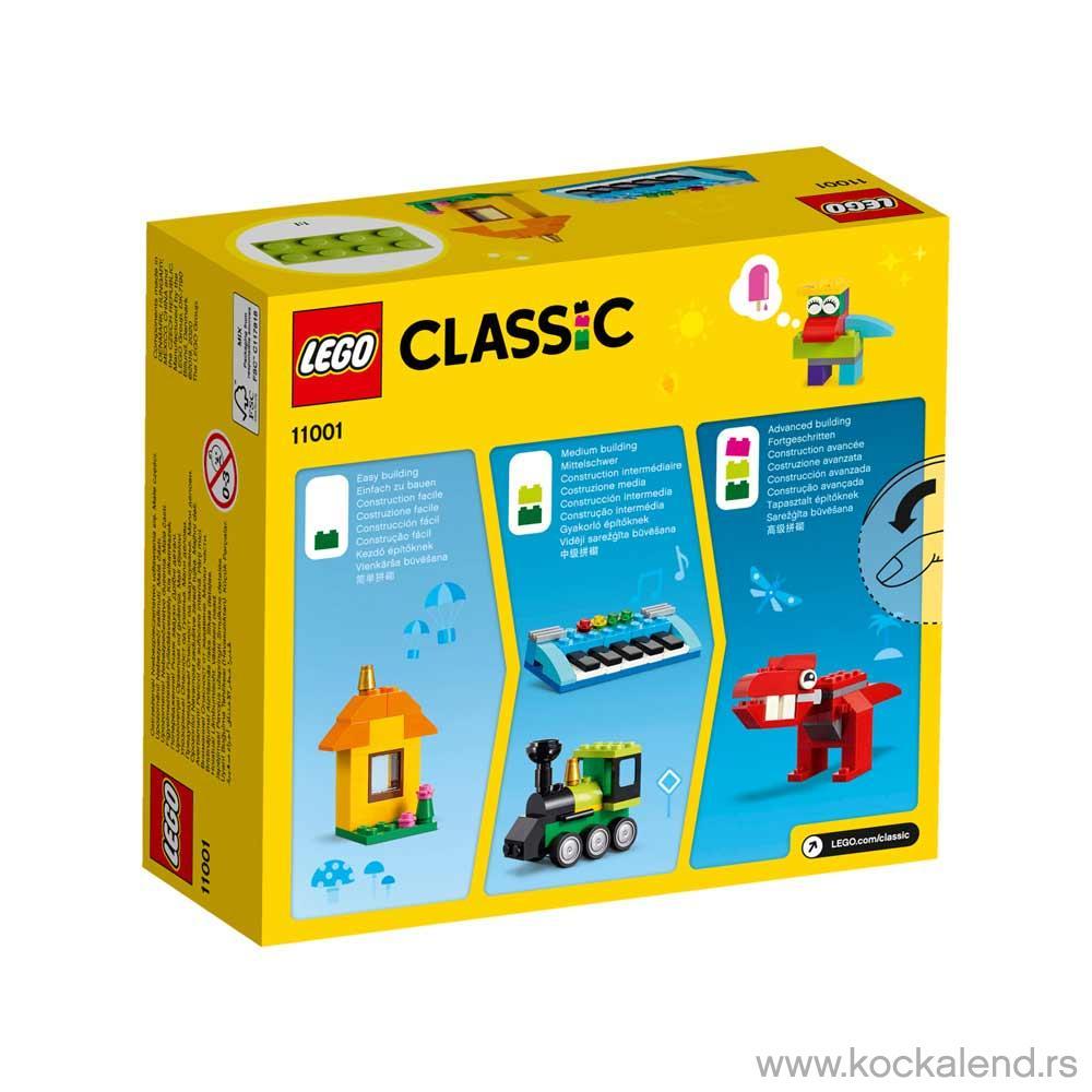 LEGO CLASSIC BRICKS AND IDEAS