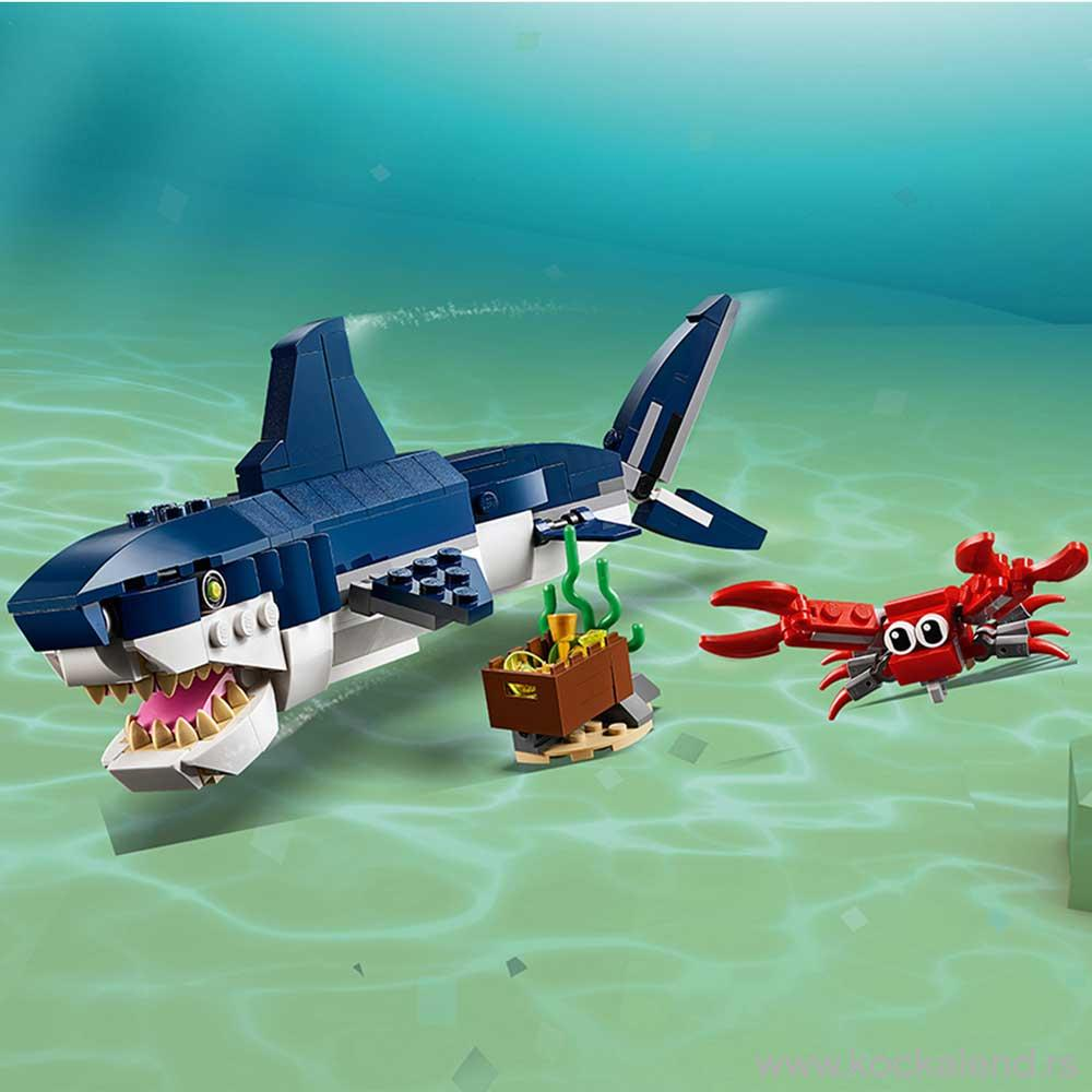 LEGO CREATOR DEEP SEA CREATURES