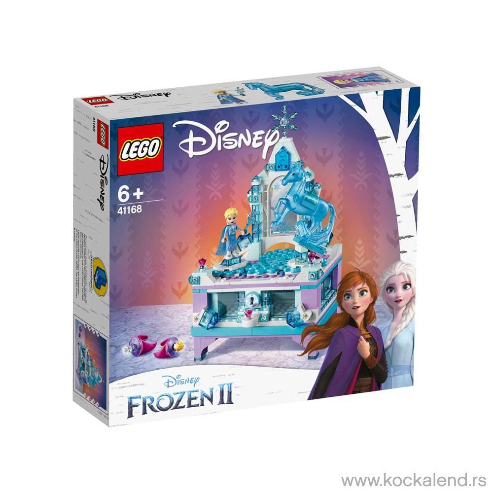 LEGO  DISNEY PRINCESS ELSAS JEWELRY BOX CREATION