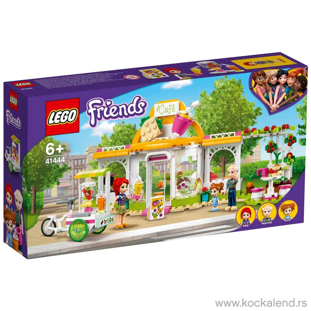 LEGO FRIENDS HEARTLAKE CITY ORGANIC CAFÉ
