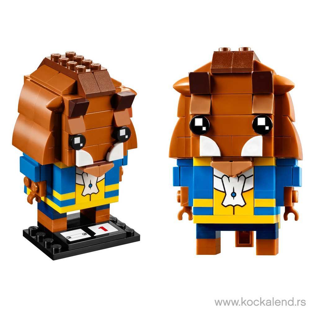 LEGO BRICK HEADZ BEAST