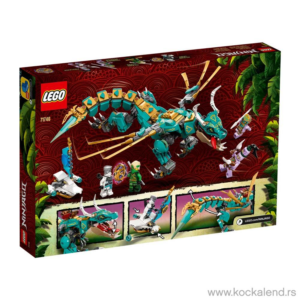 LEGO NINJAGO JUNGLE DRAGON
