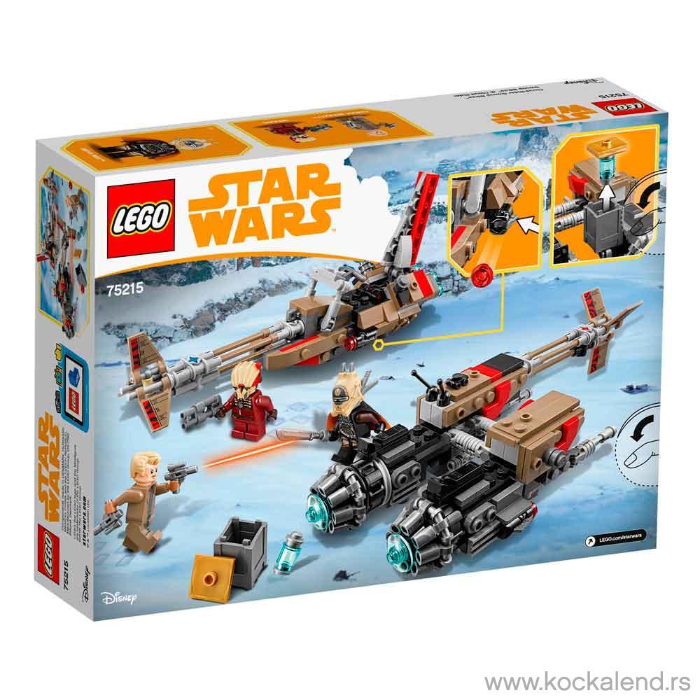 LEGO STAR WARS CLOUD-RIDER SWOOP BIKES